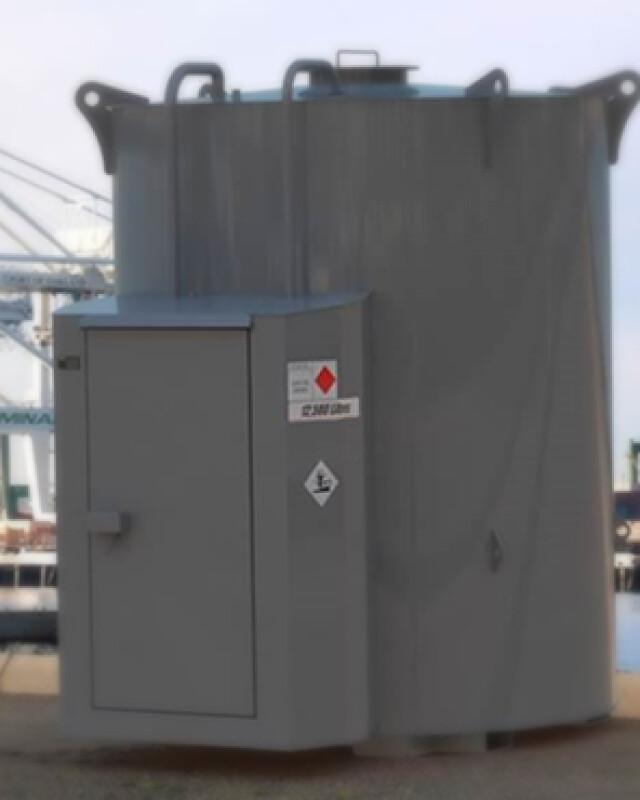 Bulk Diesel Storage Tank Hire header