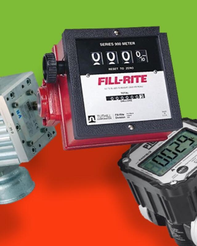 Diesel Flow Meters header