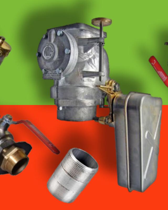 Diesel Fill Point Equipment header