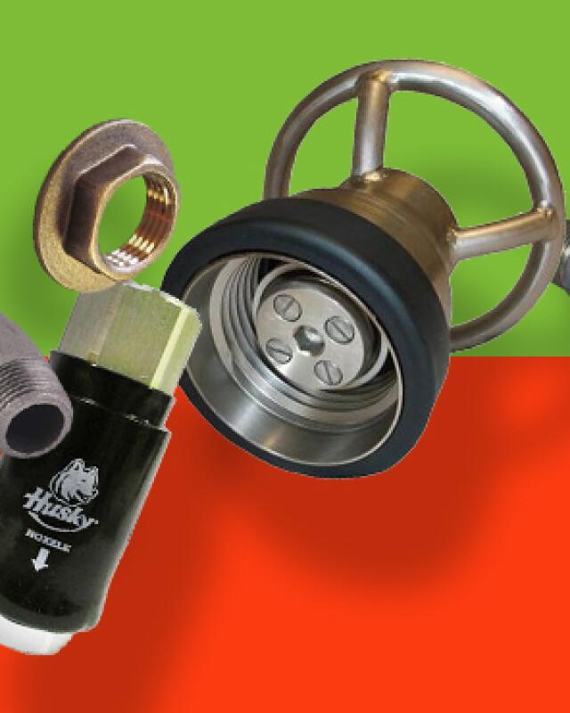 Diesel Hose & Pipe Fittings header