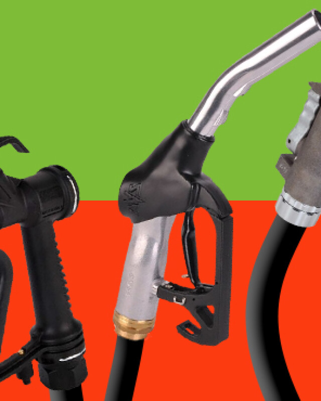 Diesel Nozzles header