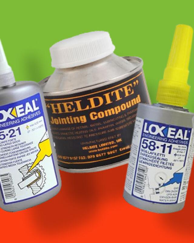 Diesel Sealants header