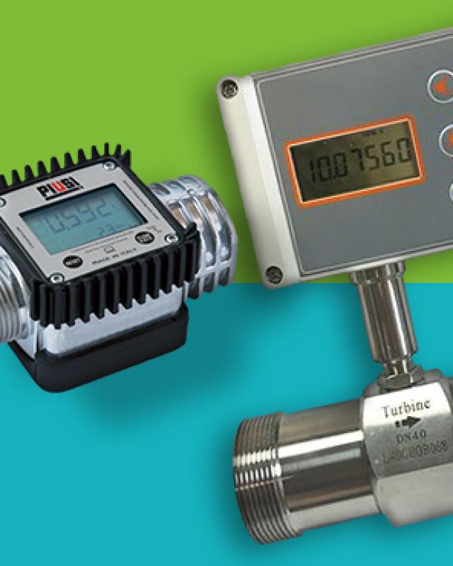 AdBlue Flow Meters header