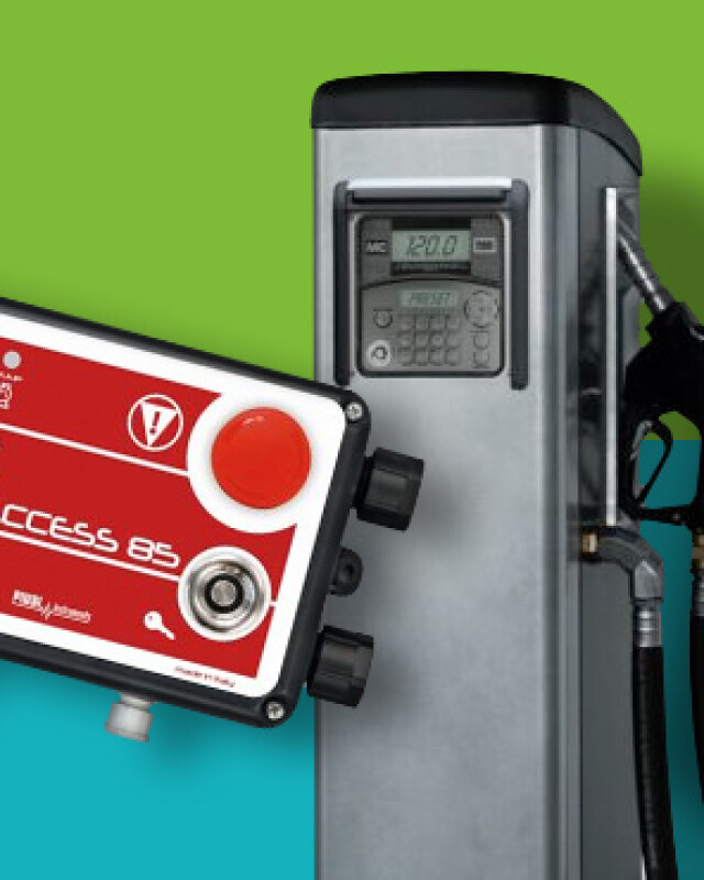 AdBlue Fuel Management Systems header