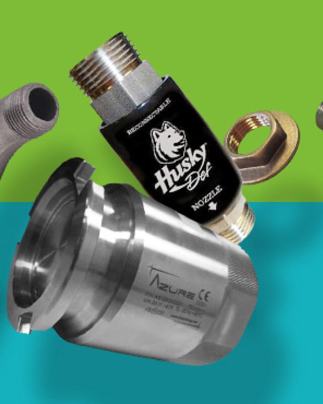AdBlue Hose & Pipe Fittings header