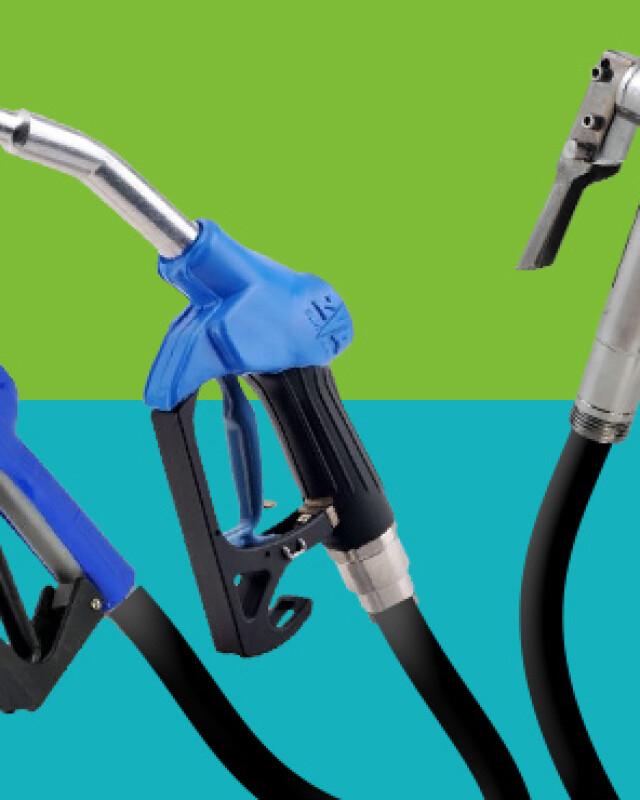 AdBlue Nozzles header