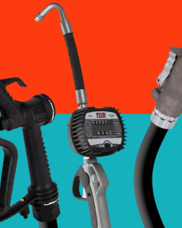 Oil Nozzles header