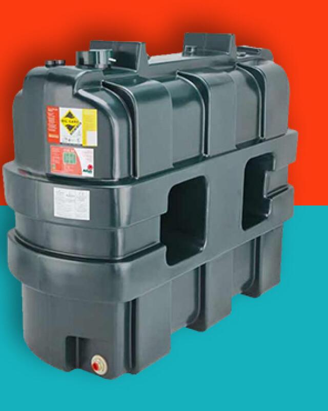 Plastic Oil Tanks header