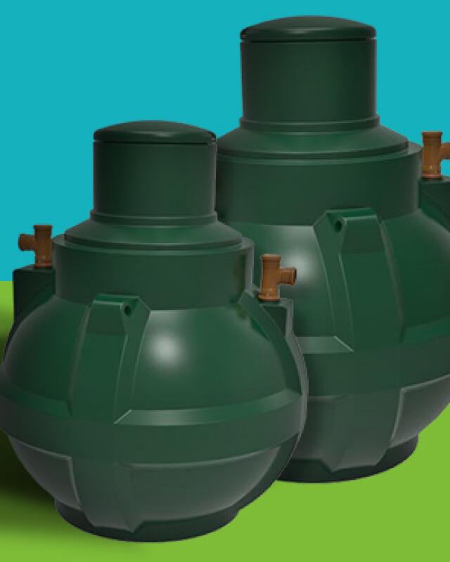 Septic Tanks header