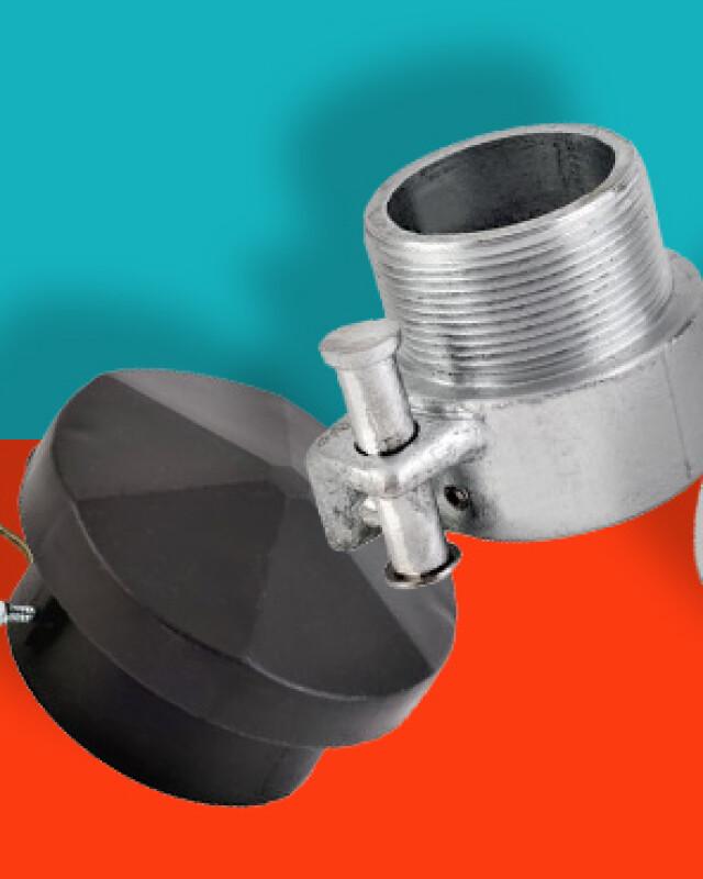 Water Tank Locks & Caps header