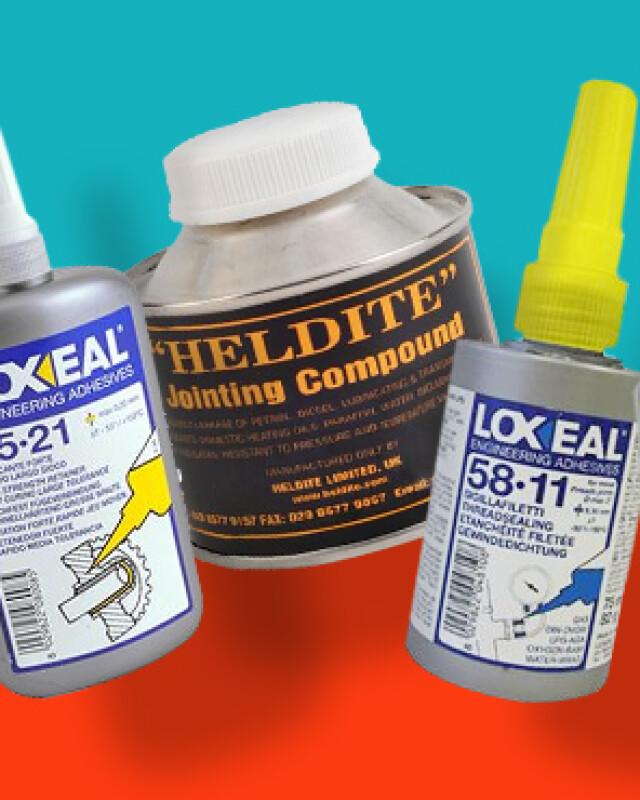 Water Sealants header
