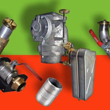 Diesel Fill Point Equipment