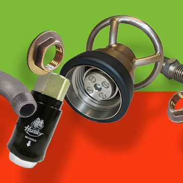 Diesel Hose & Pipe Fittings
