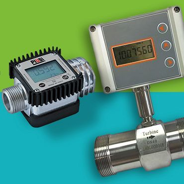 AdBlue Flow Meters