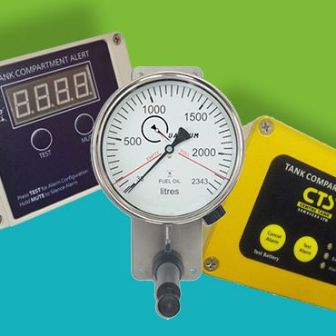 AdBlue Gauges & Alarms