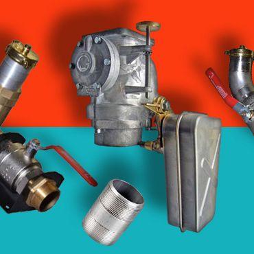 Oil Fill Point Equipment