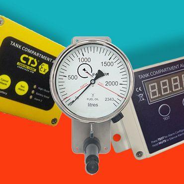 Water Tank Gauges & Alarms